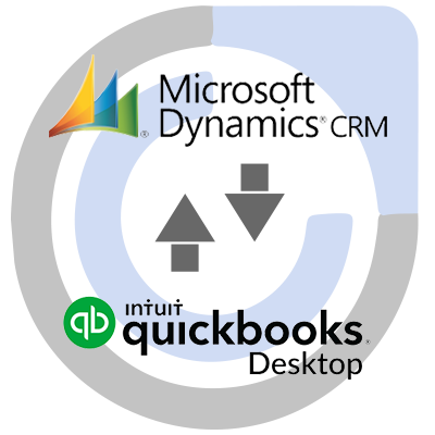 QuickBooks Desktop ERP and Microsoft Dynamics 365 CRM