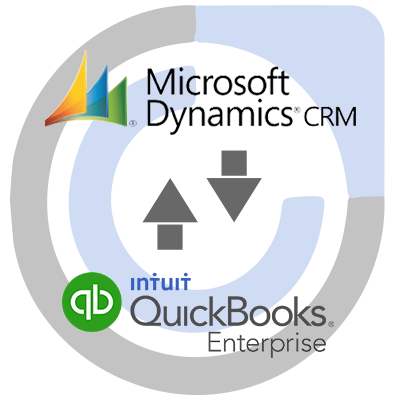 QuickBooks Enterprise ERP and Microsoft Dynamics 365 CRM
