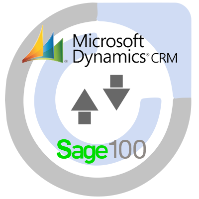 Sage 100 ERP and Microsoft Dynamics 365 CRM
