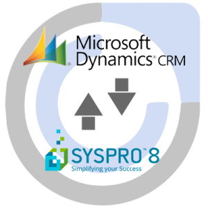 SYSPRO 8 ERP and Microsoft Dynamics 365 CRM